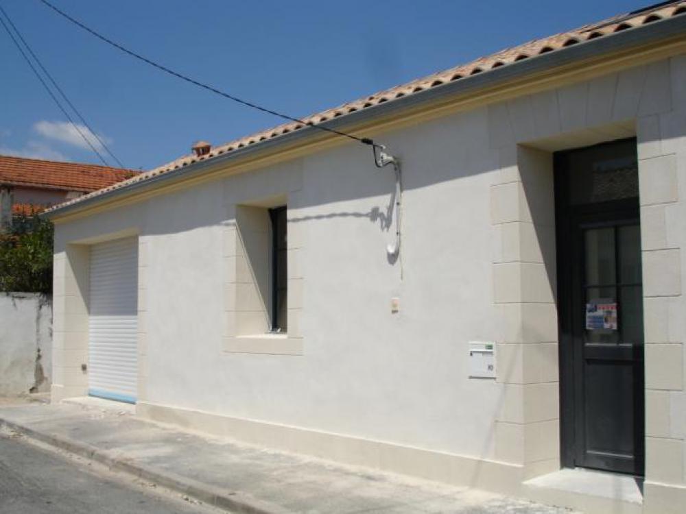 R alisations de r novation et travaux id2pro la rochelle for Renover son garage