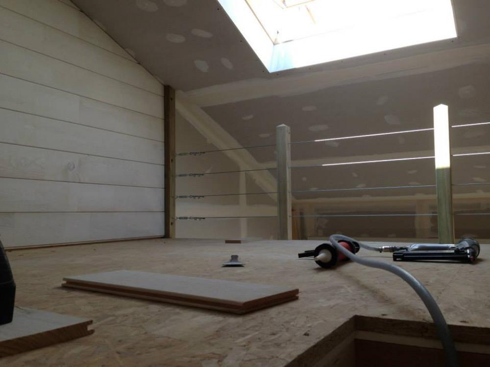 transformer un garage en chambre d 39 h tes ambiance bord cout pour transformer un garage en chambre
