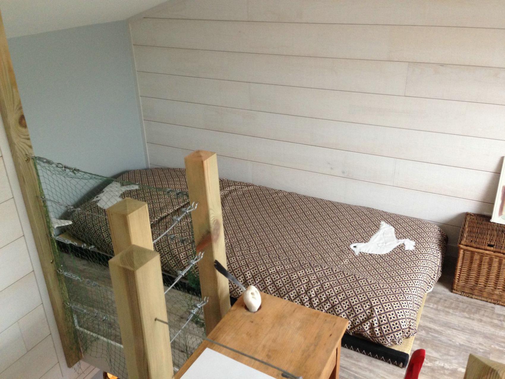 → Travaux de transformation d une garage en studio  La Rochelle