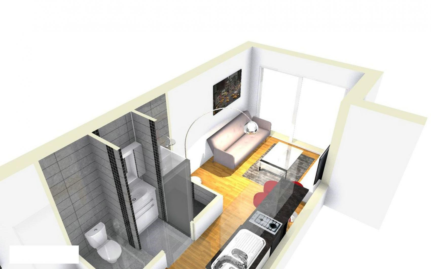 travaux d'aménagement appartement