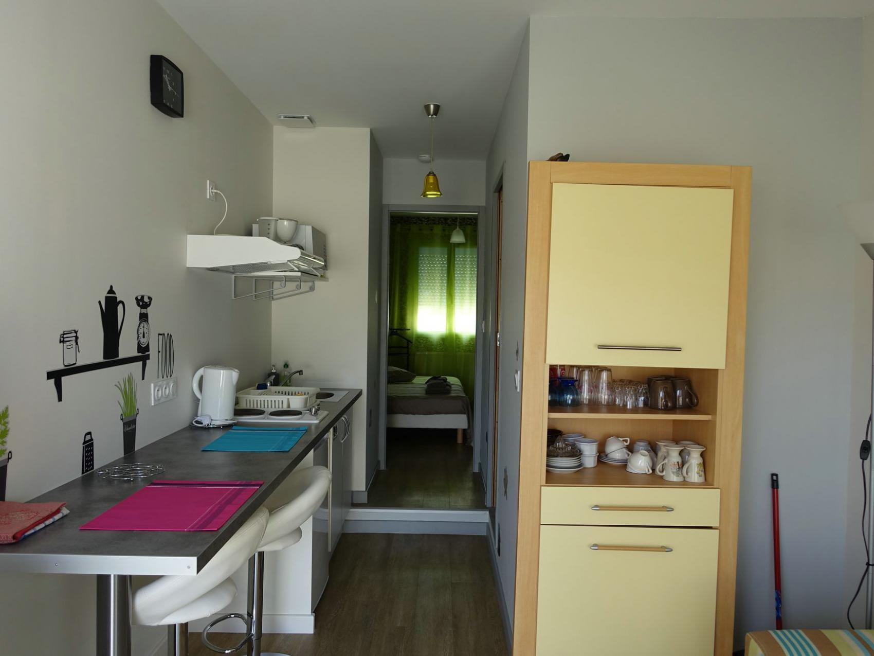 → Travaux d aménagement d un garage en appartement  Nieul sur