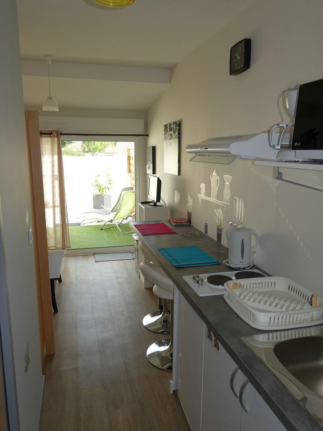 → Travaux d\'aménagement d\'un garage en appartement à Nieul sur Mer ...