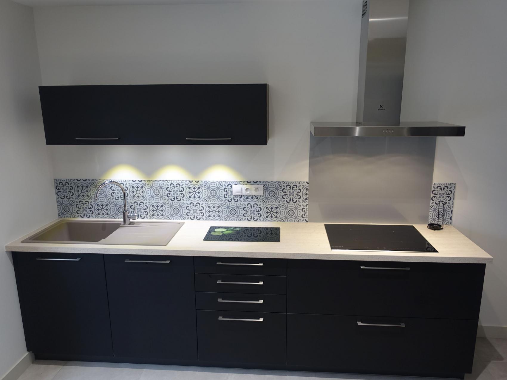 La Rochelle Renovation D Une Cuisine Ouverte Moderne Et